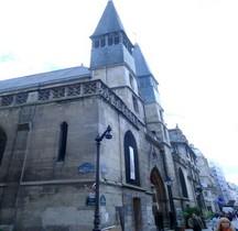 Paris Église Saint-Leu-Saint-Gilles
