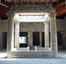 Pompei Regio I Insula 8 Maison des 4 Styles