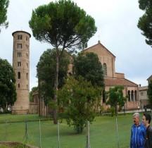 Ravenne San Appolinare in Classe Extérieur