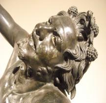 Statuaire Rome Satiro Ebbro ou Ubriaco Naples MAN