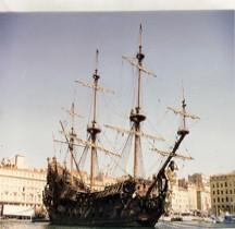 Marine Galion Le Neptune Marseille