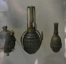 Grenade 1915 Grenade Kugelhandgranate