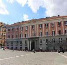 Naples  Piazza del Plebicito Palazzo della Prefettura