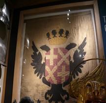 Malte 1798 Bannière  Ferdinand von Hompesch Londre
