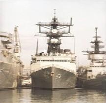 Destroyer USS DD 974 USS Comte de Grasse