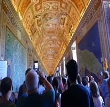 Vatican Palazzi Vaticani Galleria delle carte geografiche