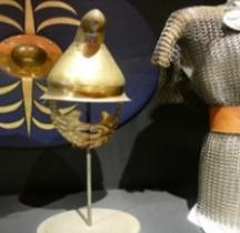 Grèce Casque Phrygien Rome Gladiator Museum
