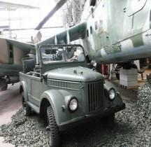 GAZ 69 Bruxelles