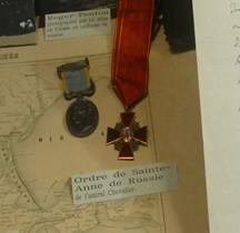 1797 Ordre de Sainte-Anne (Civil)  Orden Sviatoï Anny