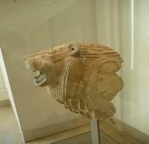 Mésopotamie Babylone 1 Paléo Babylonien Tête  de Lion Paris