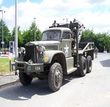 Diamond T 969 Cabine Tolée Wrecker  Versailles