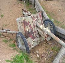 Canon Anti char PaK 38 Finlande
