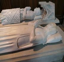 Seine St Denis St Denis Basilique 3.13.1.2 Marguerite I de Bourgogne Gisant