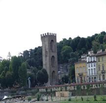 Florence Les murailles Porte San Niccolo