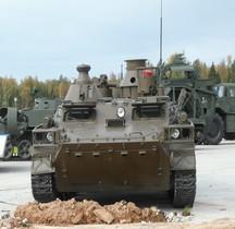 MTLB K-612-O Vehicule Mesure et Detection explosions nucleaires