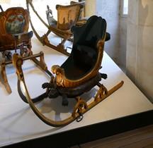 1732 Traineau de neige Tortue Versailles Grandes Ecuries Musée des Carrosses