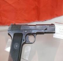 Pistolet Tokarev TT33 post 1945 Aubagne