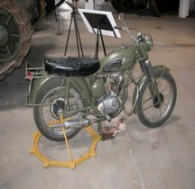 Triumph T 20 WD Saumur