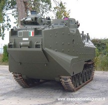 Assault Amphibious Vehicle  AAV-P7 A1
