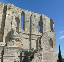Hérault Gigean Abbaye St Felix de Monceau