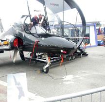 BAE Hawk T2 Le Bourget 2007