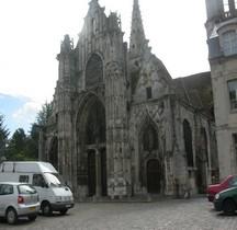 Oise Senlis Eglise St Pierre