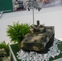 BMP 3 M Maquette Eurosatory