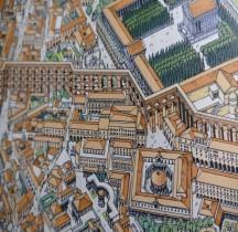 Rome Rione Celio  Casa Romana del Celio