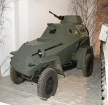 Broneavtomobil 64  BA 64 Lesany