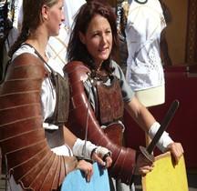 Gladiateur Gladiatrix Arles 2014