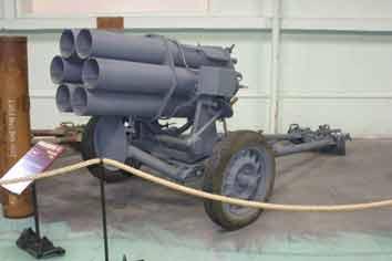 LRM Nebelwerfer 15 cm Nebelwerfer  41