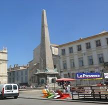 Bouches du Rhone Arles Cirque Spina