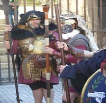 Legion Porte enseigne Aquilifer Nimes 2014
