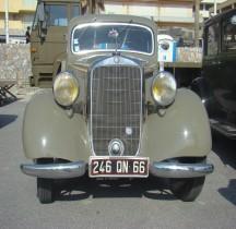 Mercedes 170 VA 1951 Canet 2015