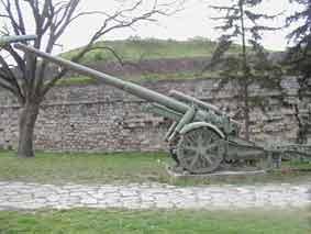 Canon 15cm K 18 Belgrade
