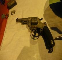 Revolver MAS modèle 1874 11mm