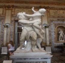 Statuaire.. XVIIe Rome Enlèvement de Perséphone Gian Lorenzo Bernini