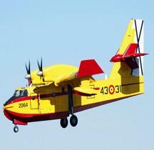 Canadair CL 215 T Espagne