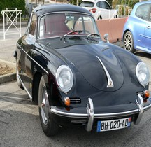 Porsche 1963 356 Super 90 Palavas 2020