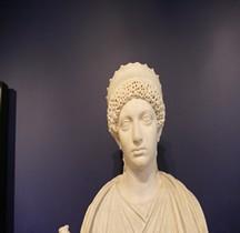 Statuaire 3 Empereurs 3.1 Domitia Longina Mougins