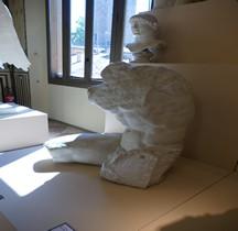 Statuaire Grèce Hellenistique Torse du Belvédère Vatican Copie Bologne