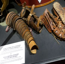 Armure Manica Cuir Rome Gladiator Museum