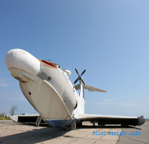 Ekranoplane Orlyonok  A 90