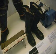 2eGM 1940 Luftwaffe Fliegen Stiefel Bottes  M 1936 Londres