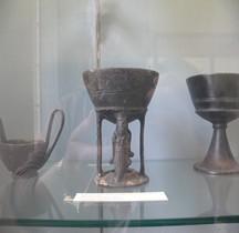 Etrurie Céramique Calice Nimes