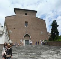Rome Rione Campitelli Capitole Basilica Santa Maria in Aracoeli