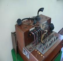 1920 Central Téléphonique Rome