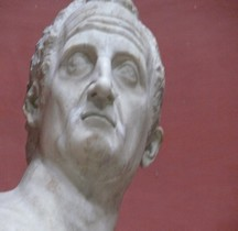 Statuaire 2 Empereurs 1 Galba Vatican