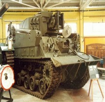 M 74 Tank Recovery Vehicle