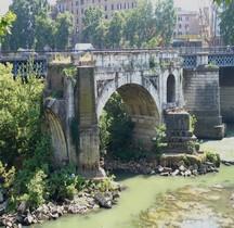 Rome Rione Ripa Pont Æmilius ou Rotto